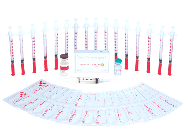 Buy HCG 1 Month Kit