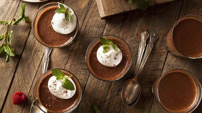 Hot Chocolate Pudding For P3 of the HCG Diet