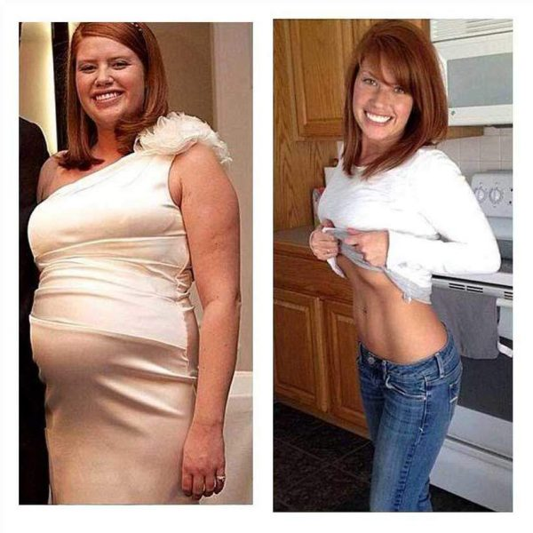 Mary Duncan Lost a Total of 55 pounds for 7 months