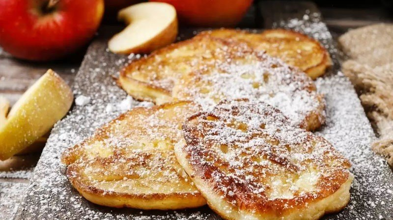 Fried Apples – HCG Diet Approved Meal While on P3