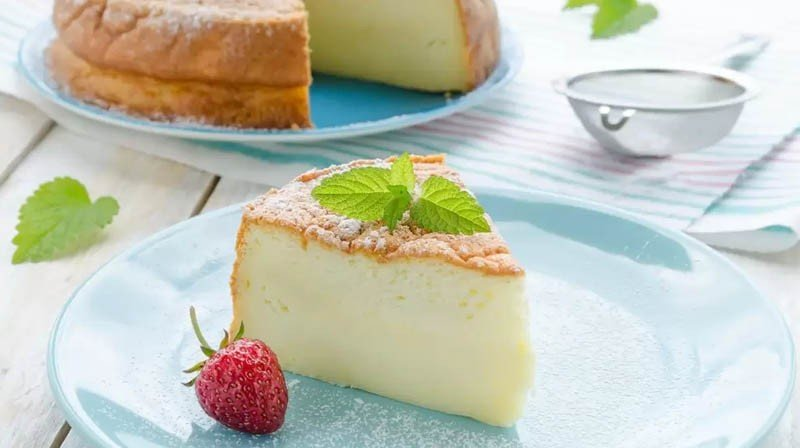 HCG Approved P3 Cheesecake