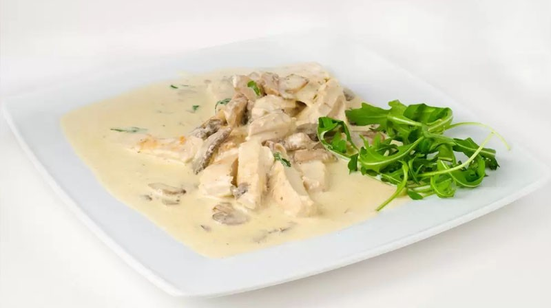 HCG-Approved Phase 3 – Alfredo Sauce