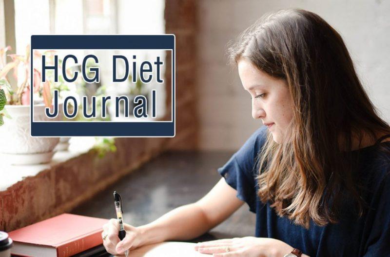 HCG Diet Journal