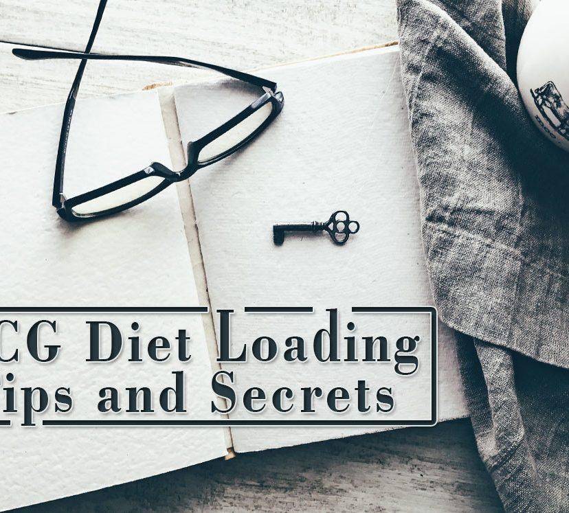 HCG Diet Loading Tips and Secrets