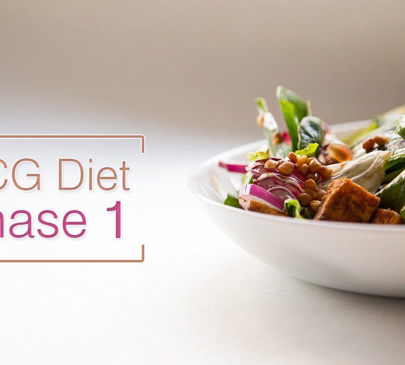 HCG Diet Phase 1