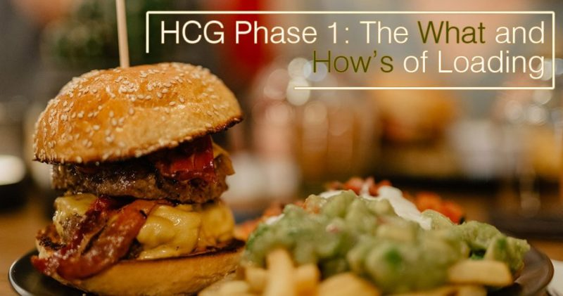 HCG Phase 1: The What and How's of Loading