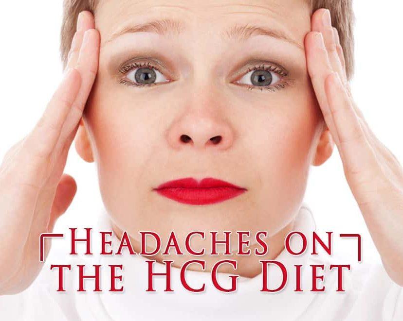 Headaches on the HCG Diet