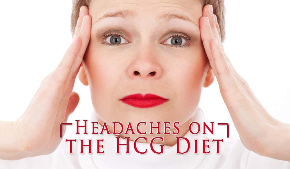 Headaches on the HCG Diet