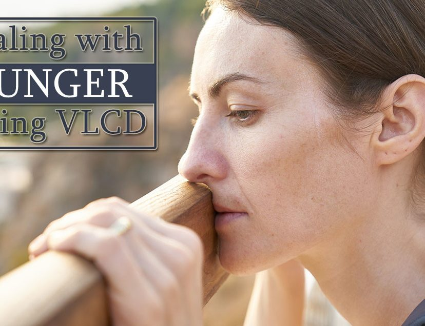 Dealing with Hunger during VLCD