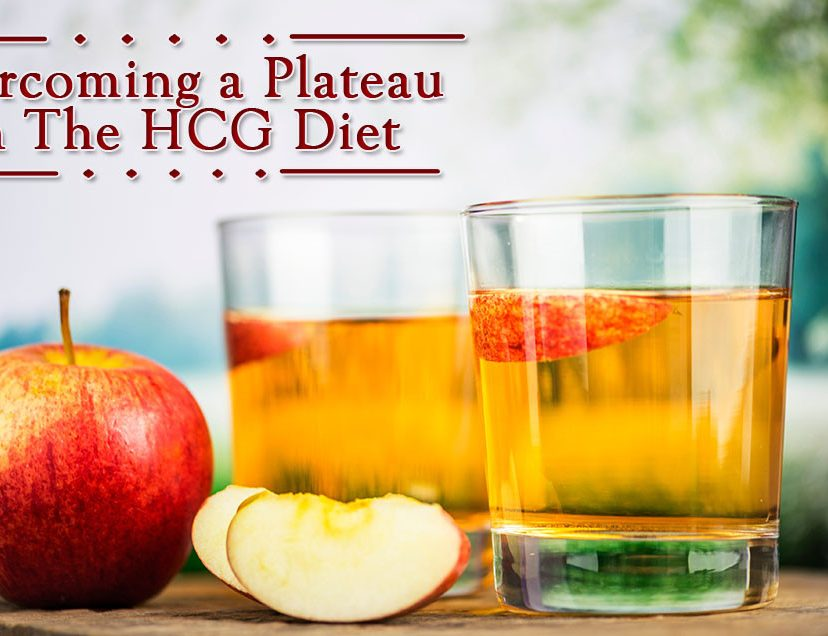 Overcoming a Plateau on The HCG Diet