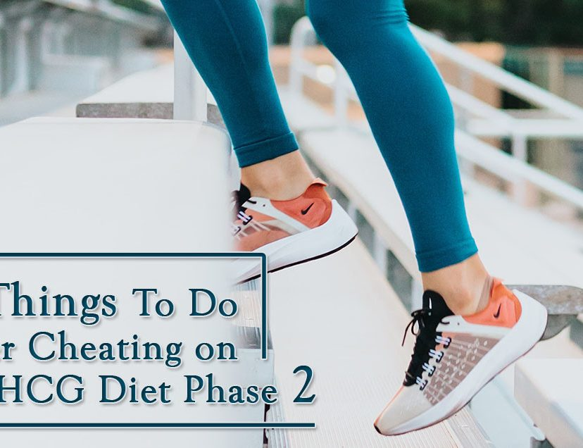 6 Things To Do After Cheating on the HCG Diet Phase 2