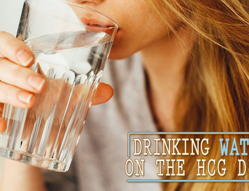 Drinking Water on the HCG Diet