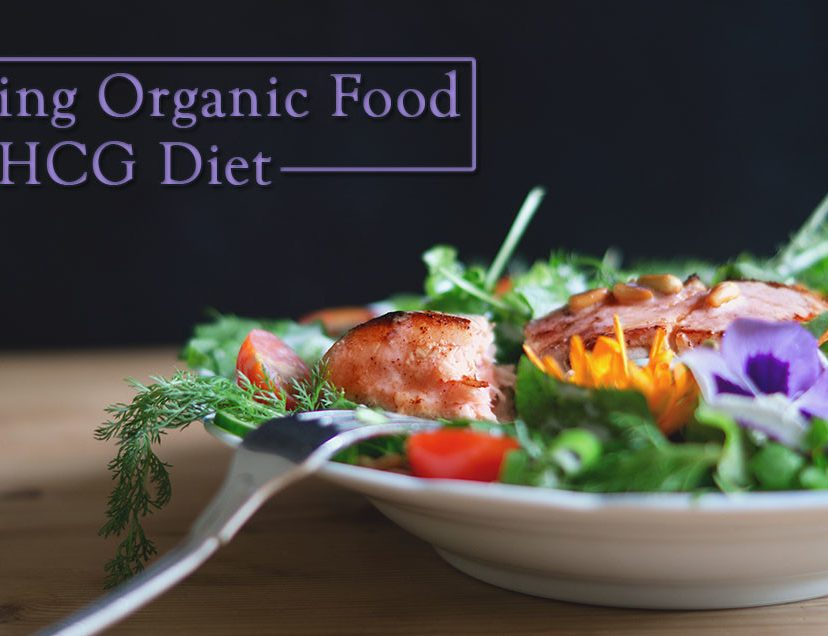 Eating Organic Food on HCG Diet