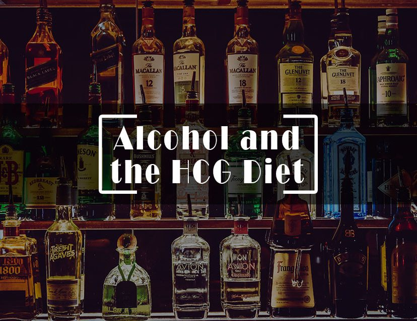 Alcohol and the HCG Diet