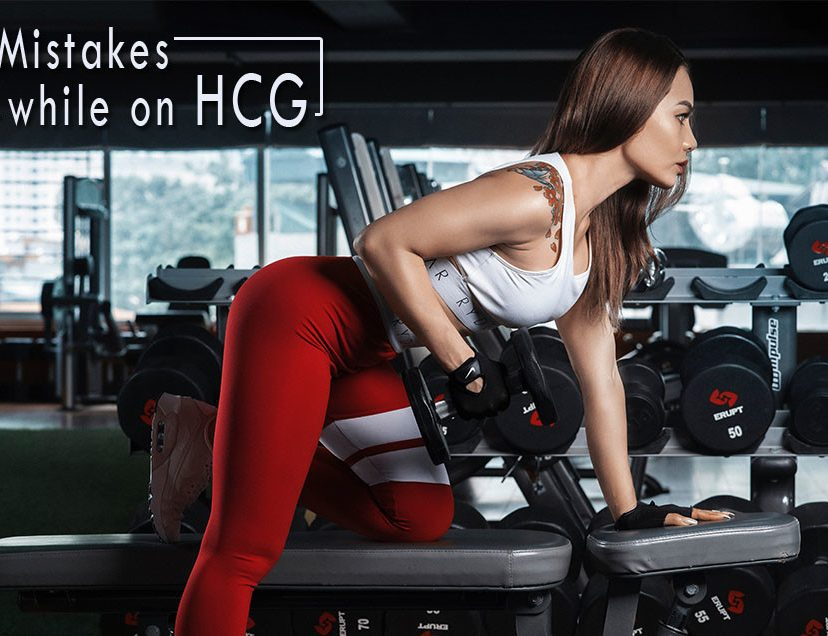 Diet Mistakes while on HCG