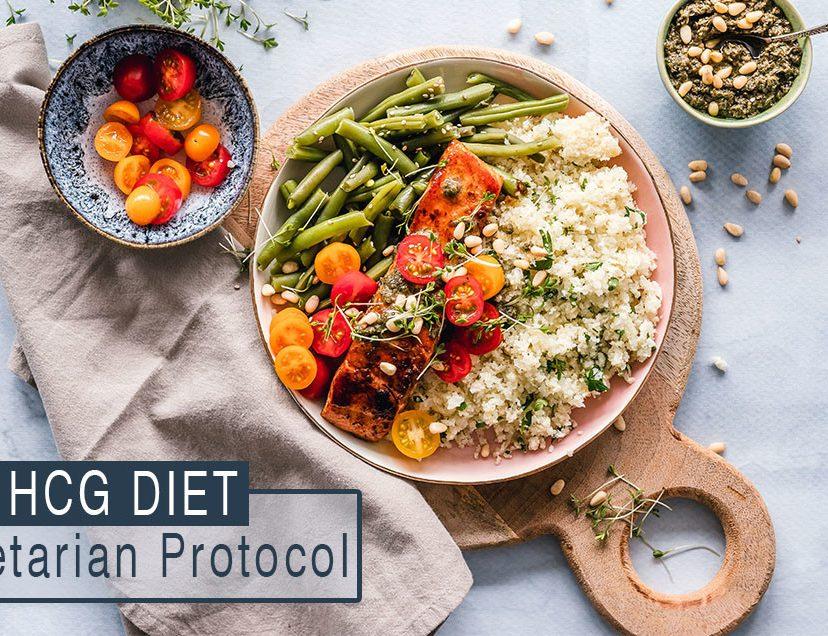 HCG Diet Vegetarian Protocol