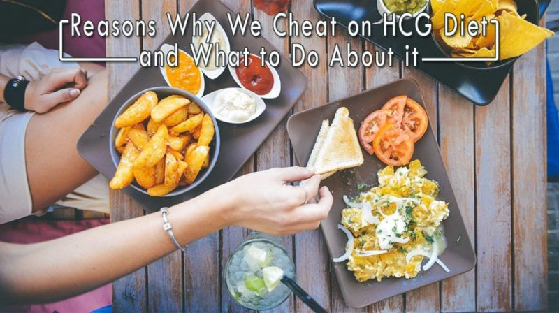 Avoid Cheating on the HCG Diet – Setting a Realistic Expectation