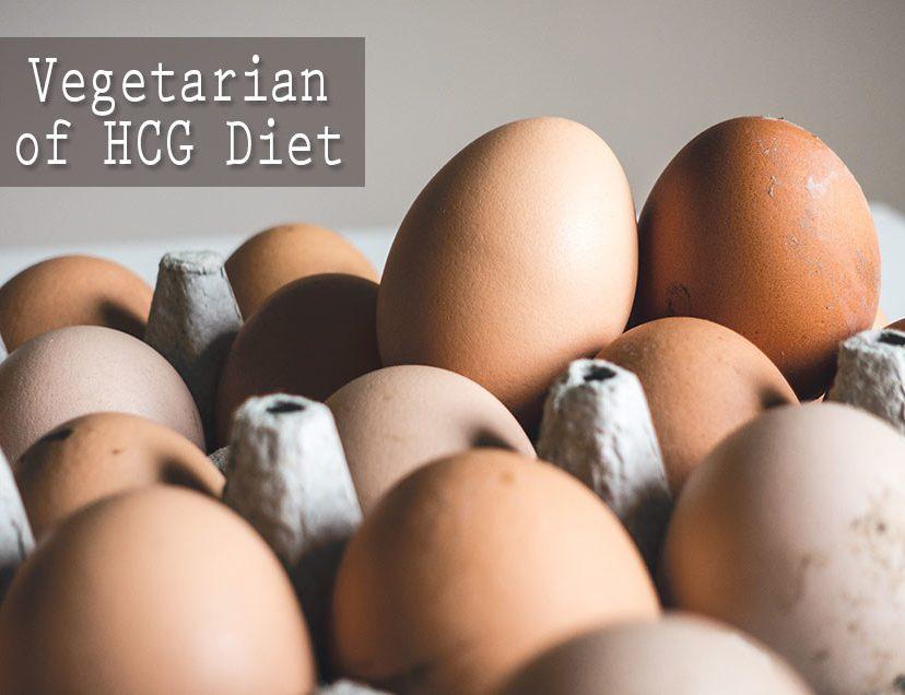 The Vegetarian Way of HCG Diet