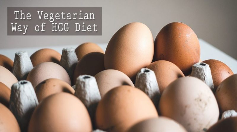 The Vegetarian Way of HCG Diet
