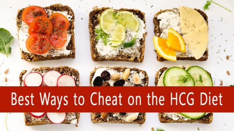 Best Ways to Cheat on the HCG Diet