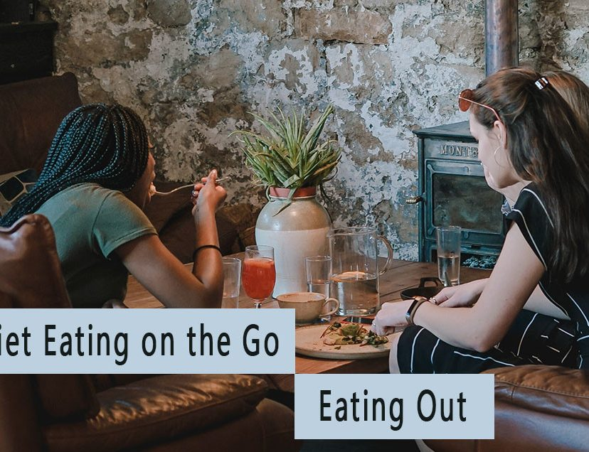 HCG Diet: Eating on the Go – Eating Out