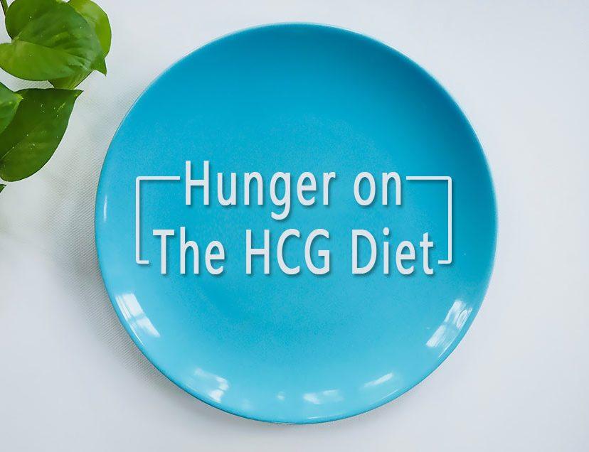Hunger on The HCG Diet