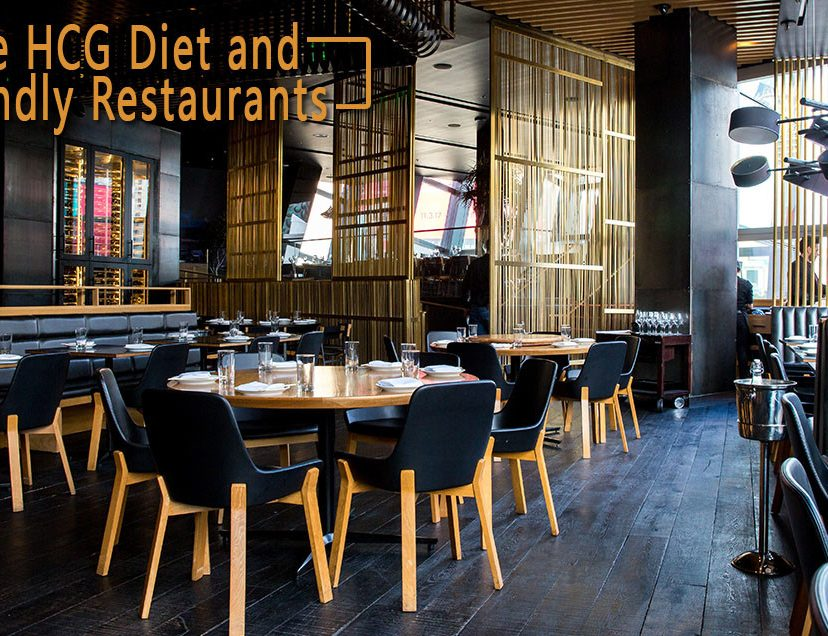 The HCG Diet and Friendly Restaurants