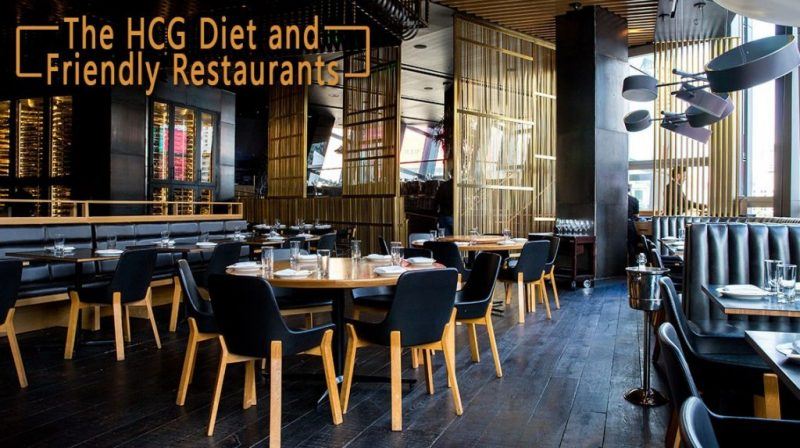 HCG Diet Eating Out Tips