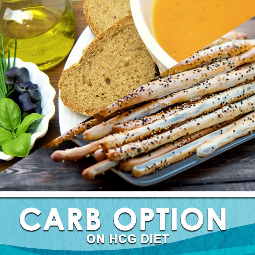 Carb Option on HCG Diet