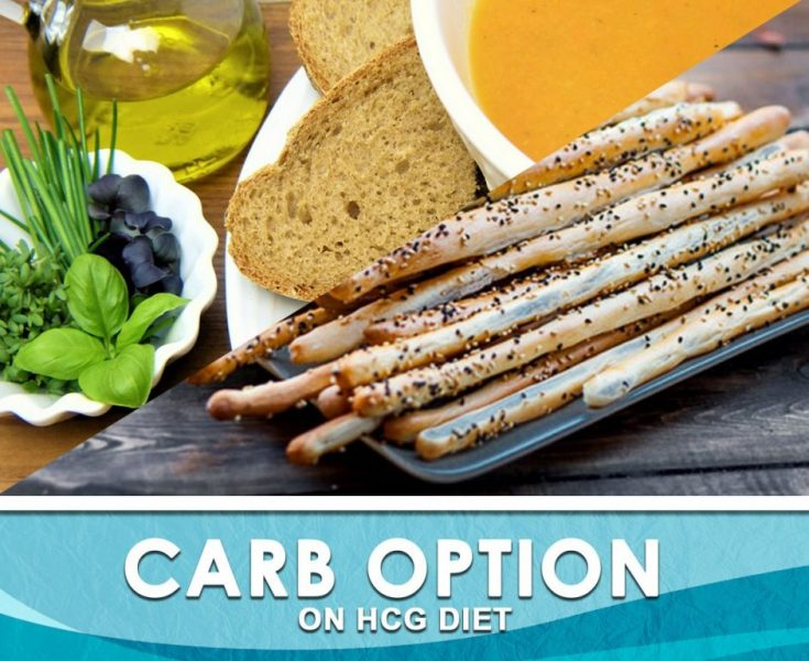 Carb Options on HCG Diet