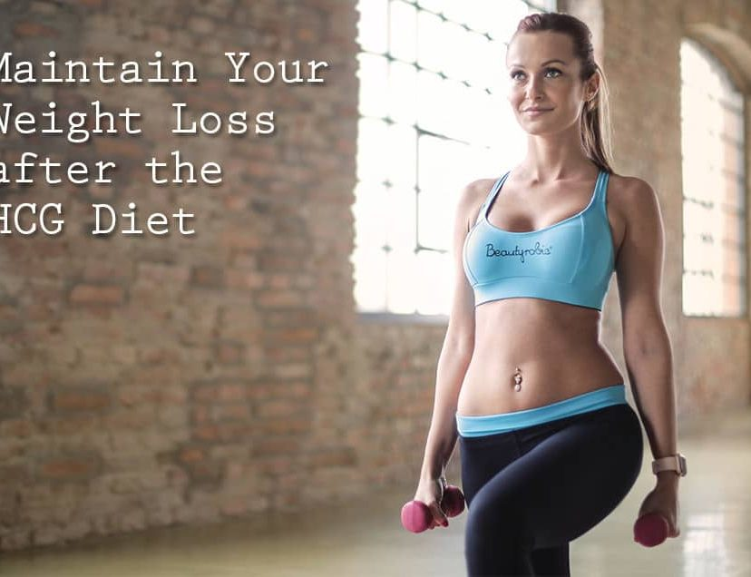 Maintain Your Weight Loss after the HCG Diet