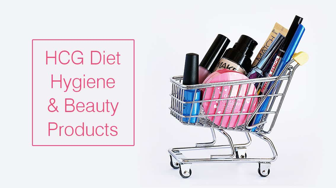 HCG Diet Hygiene and Beauty Products