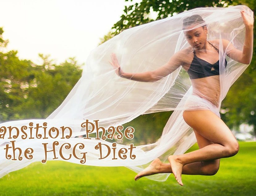 Transition Phase of the HCG Diet