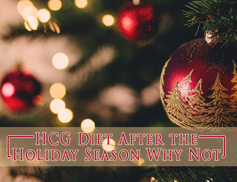 HCG Diet After the Holiday Season Why Not