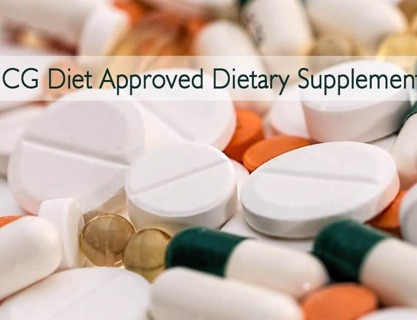 HCG Diet Approved Dietary Supplements