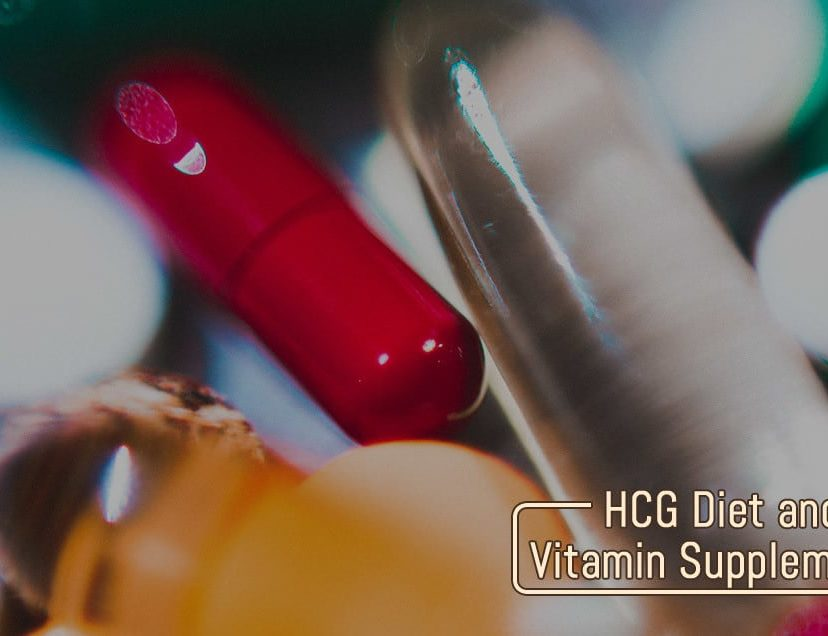 HCG Diet and Vitamin Supplements