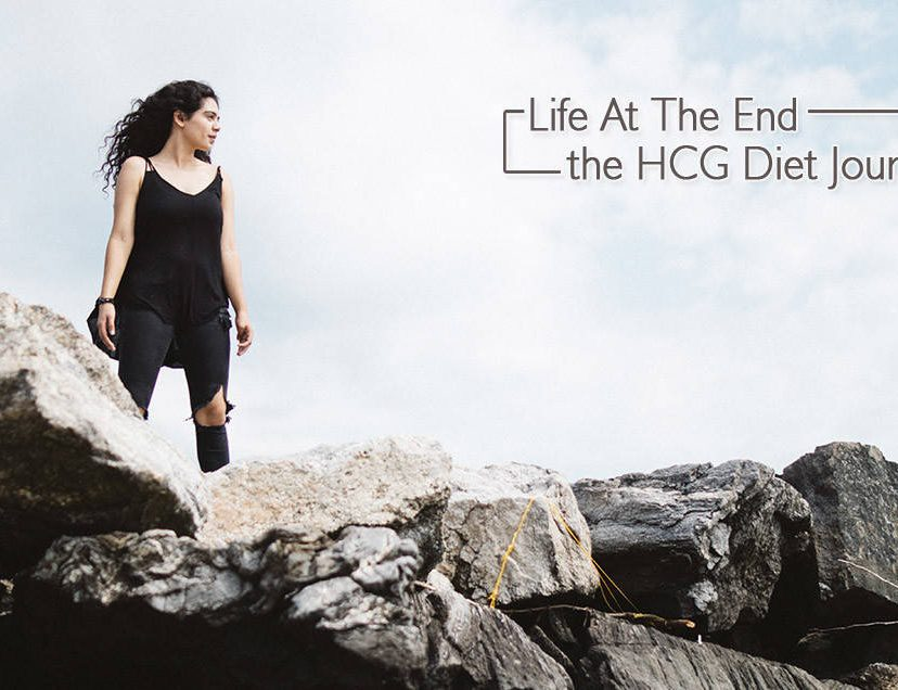 Life At The End the HCG Diet Journey