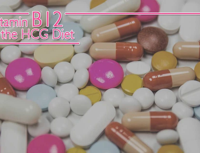 Vitamin B12 and the HCG Diet