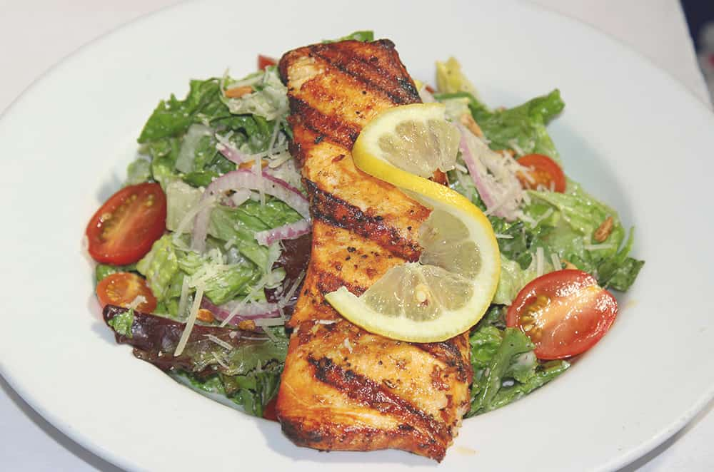 Barbecued Halibut with Dill and Fresh Lemon