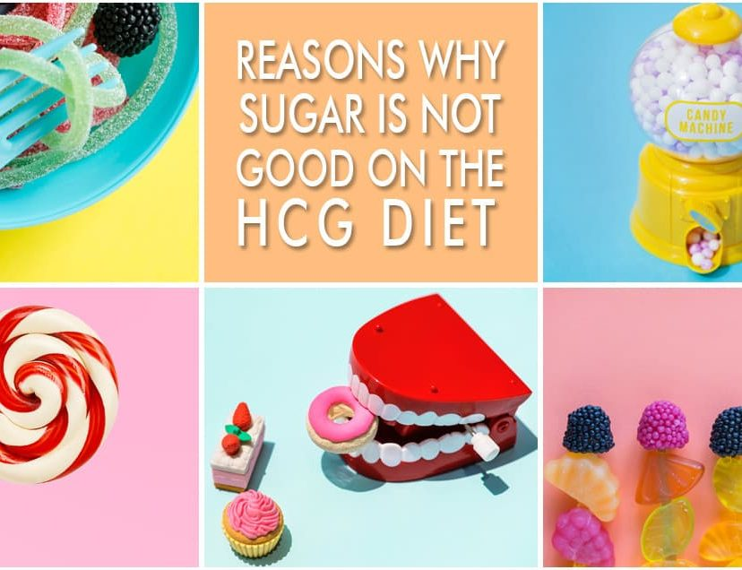Reasons Why Sugar is Not Good on the HCG Diet