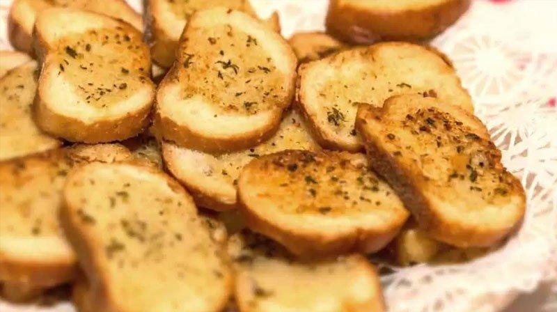 Italian Melba Toast