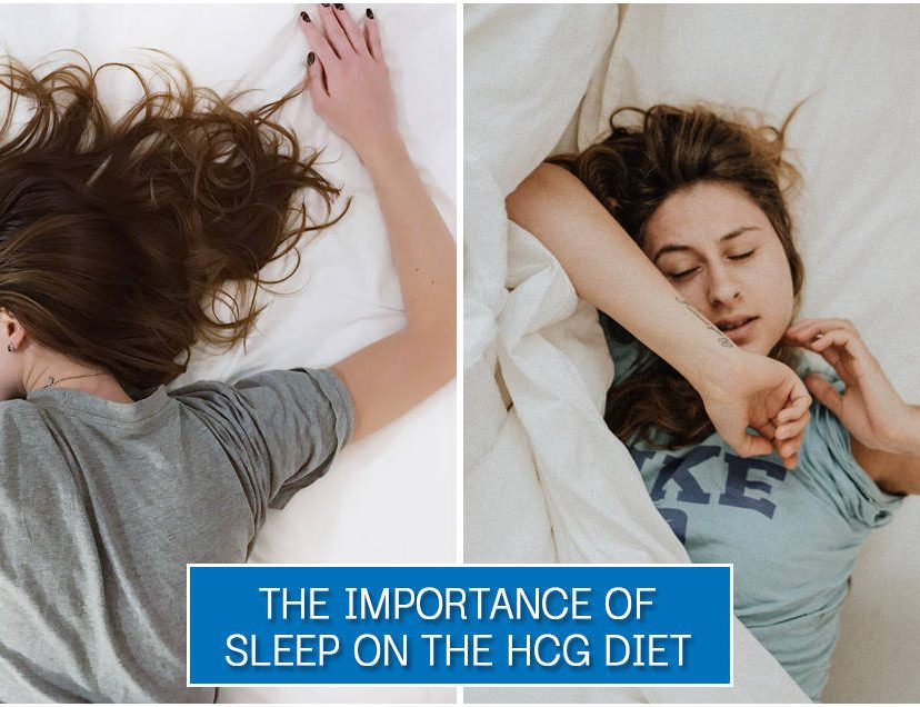 The Importance of Sleep on the HCG Diet