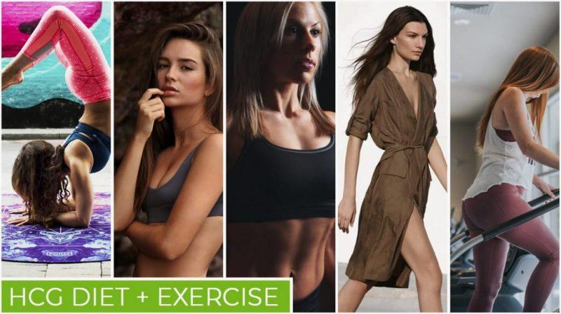 HCG Diet + Exercise