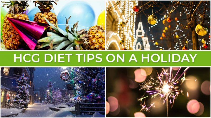 HCG Diet Tips on a Holiday