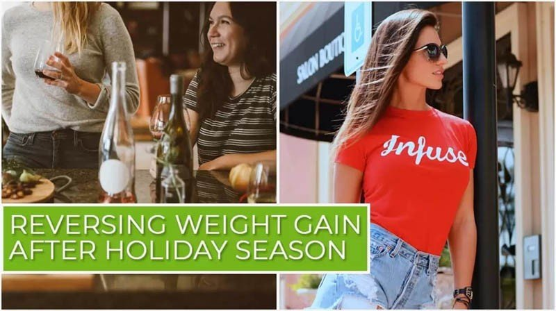 Reversing Weight Gain after Holiday Season