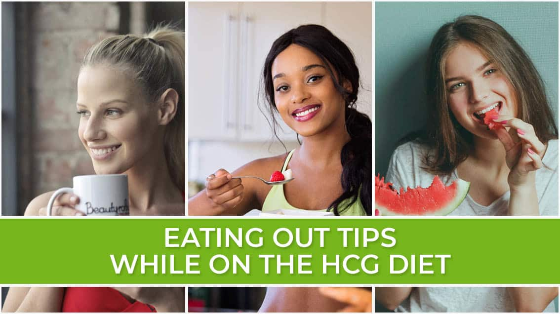 Eating Out Tips While on the HCG Diet