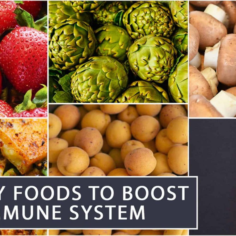 Healthy Foods to Boost your Immune System