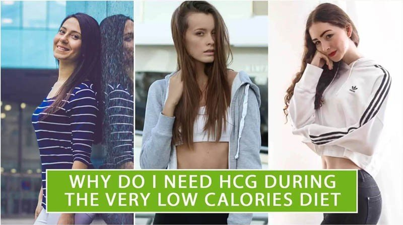 Why do I Need HCG during the Very Low Calories Diet?