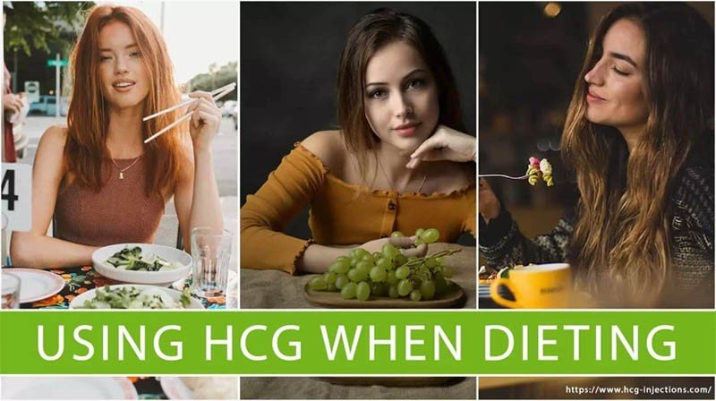 Using HCG when Dieting