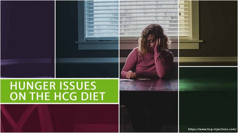 Hunger Issues on the HCG Diet